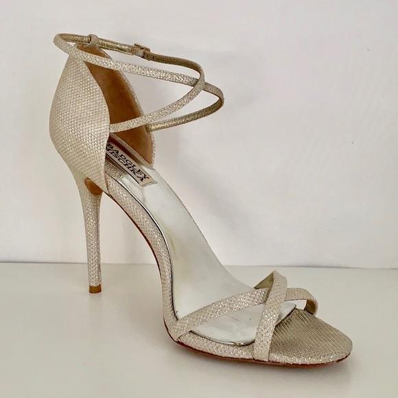 champagne heels cheap online